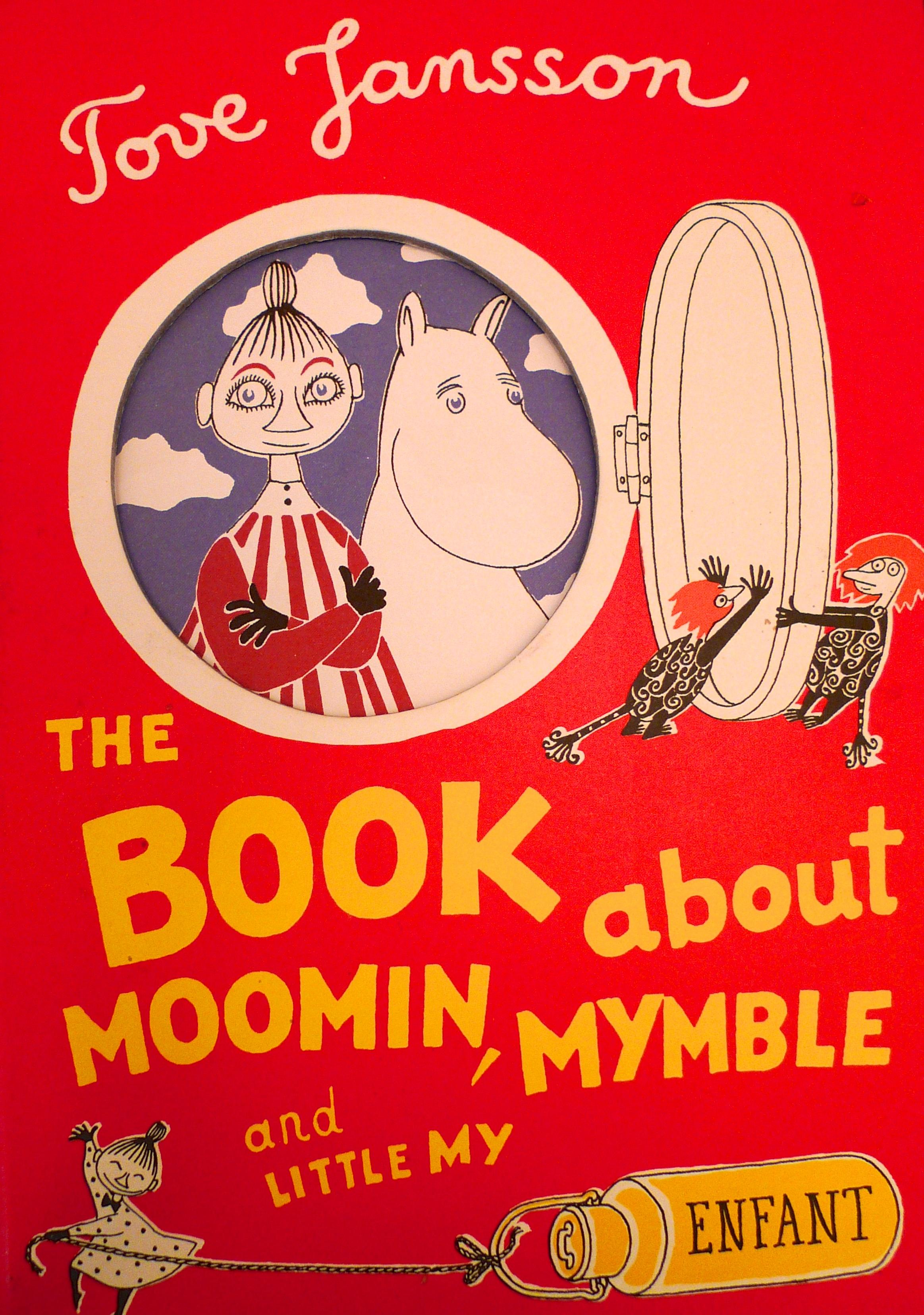 A Moomin Adventure  sc 1 st  Magic Canopy Books & A Moomin Adventure | Magic Canopy Books