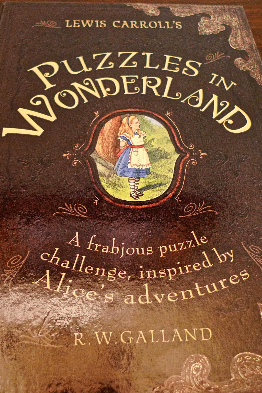 Puzzles in Wonderland & Puzzles in Wonderland | Magic Canopy Books